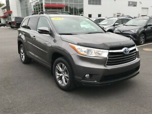 2014 Toyota Highlander Hybrid ONLY $270 BIWEEKLY WITH $0 DOWN