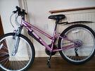 APOLLO VIVID GIRL'S BICYCLE, ALMOST NEW.