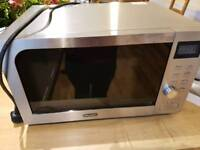 Delonghi microwave + convection oven + grill