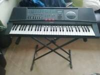 CASIO KT80 FULL SIZE ELECTRONIC KEYBOARD