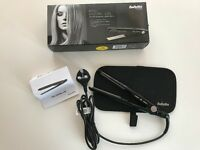 Boxed Babyliss Hair Straighteners- Great Present!