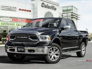 2016 Ram 1500 LONGHORN | OPEN SUNDAYS | ECO DIESEL | EVERY OPTIO