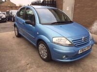 Citroen C3 1.4 i SX 5dr FULL AUTOMATIC , 6 MONTHS FREE WARRANTY