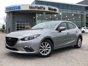 2016 Mazda Mazda3 GS HEATED SEATS, BACKUP CAM, 7 SCREEN, BLUETOO