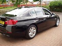 BMW 520d se 2.0 Diesel Saloon 2011 61 Plate 6 speed Rare Manual