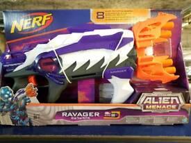 NERF Ravager x2 (like new)