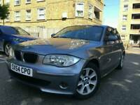 2004 BMW 1 SERIES 116i MANUAL PETROL LONG MOT