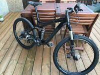 Full Suspension Carbon MTB Specialized Enduro Pro-Carbon Mountain Bike