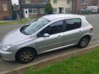 Peugeot 307 spares or repairs
