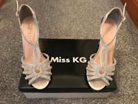 Kurt Geiger Wedding shoes+Bag