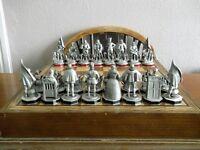 The Armada Chess Set