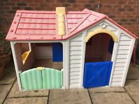 Large Outdoor Playhouse