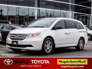 2013 Honda Odyssey EX-L w/RES (A5) AS IS