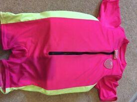 Sea squad float suit pink