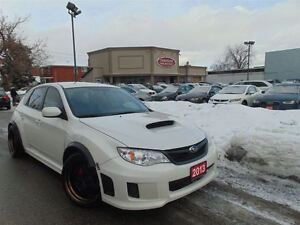 2013 Subaru WRX TURBO-LOTS OF UPGRADES- WIDE BODY KIT