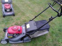 Honda HRX476CQXE 2013 Selfpropelled Petrol Lawnmower