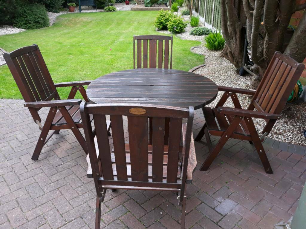 Used Dudley Patio Furniture