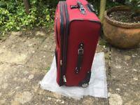 Jaguar Suitcase with Wheels