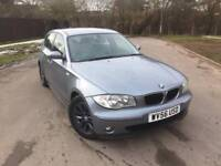 BMW 1 Series 2.0 118d SE 5dr, BMW Service History, 1 former keeper, Leathers, Excellent condition.