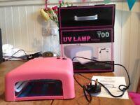 PRO 36W UV NAIL LAMP