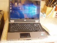 HP Compaq 6730B Laptop: 160GB : Core 2 Duo 2.4 Ghz : 4GB RAM : Win 10 : Activated Office 2007