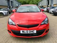 VAUXHALL ASTRA Gtc 2.0 CDTi 16v SRi (s/s) 3 DOORS COUPE 2013 LOW MILAGE