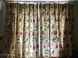 Cath Kidston Cowboy Curtains