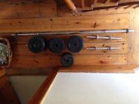 Weights - Dumbell Set (Including Barbell) 36KG