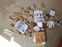 Numerous Crafter stamps