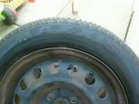 2 Used tyres MAXXIS 155/65R14