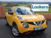 Nissan Juke N-CONNECTA DCI (yellow) 2017-03-24