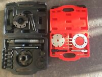 Ford Transit Wheel bearing and timing tools