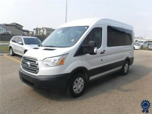 "2017 Ford Transit T-150 XLT 130"" WB Medium Roof 10 Passenger Van"