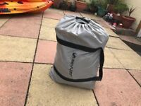 Inflatable Kayak Sevylor 3 seater. Bought last year used 3 times. Like new