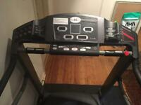 Horizon Fitness Quantum II Treadmill