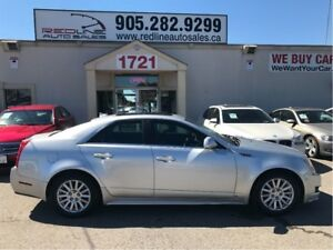 2010 Cadillac CTS AWD, Leather, Sunroof, WE APPROVE ALL CREDIT