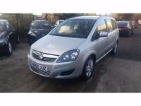 Vauxhall Zafira 1.7 TD Exclusiv 5dr GREAT FAMILY CAR