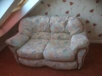 2 2seater sofas bargain