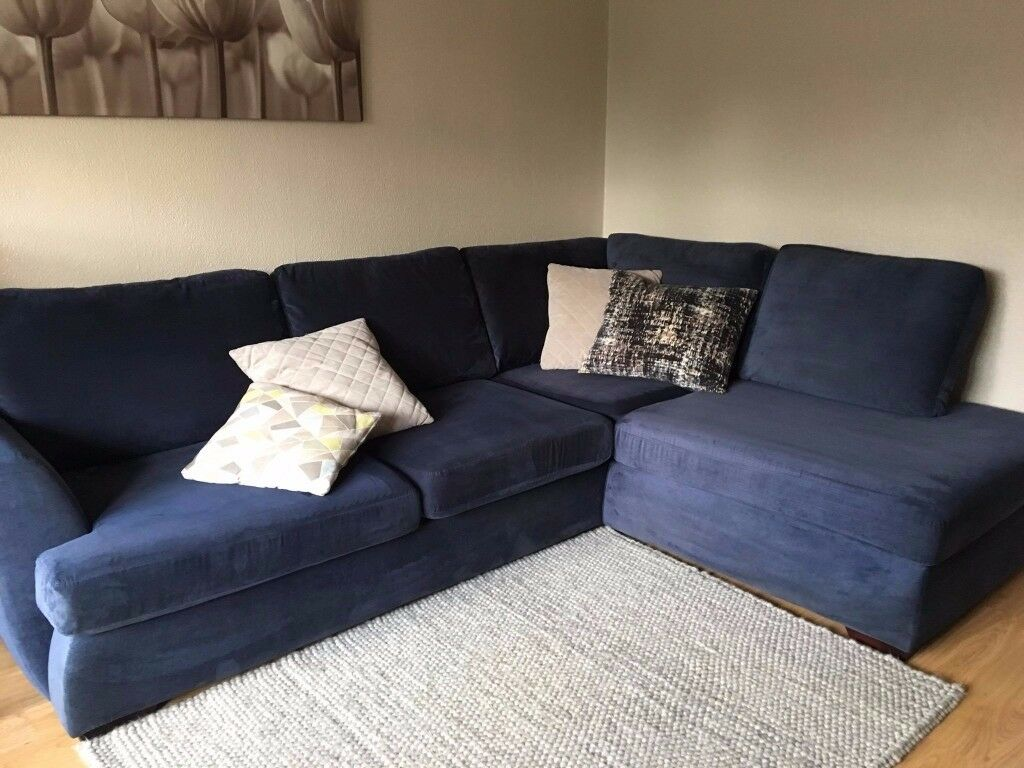 DFS large corner sofa for sale