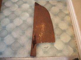 Large Vintage iron Hand Made Tool (good condition for it's age)
