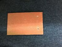 Redland roof/wall tiles 165mm x270mm