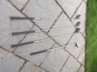 Wilson John Daley Set of golf clubs in Top Flite bag