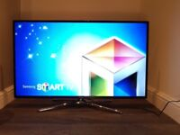 Samsung 50 inch smart LED TV 3D