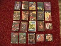 20 bass guitar dvds