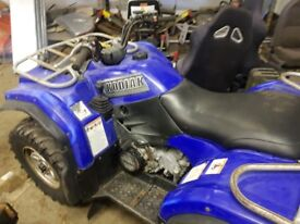Yamaha Kodiak 4x4 farm quad