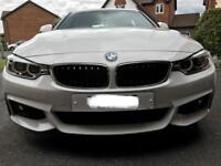 BMW 4 series 435d (65) 8600 miles immaculate