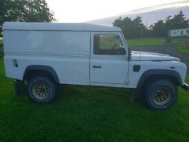 Landrover defender 110 low miles