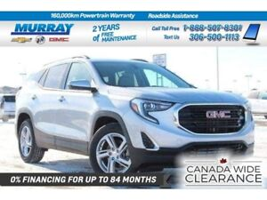 2018 GMC Terrain SLE AWD*DRIVER ALERT,HEATED SEATS*