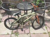 Free bike and wheel buyer must collect