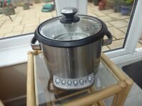 Sage Risotto Plus BRC600UK, also does slow cooking.